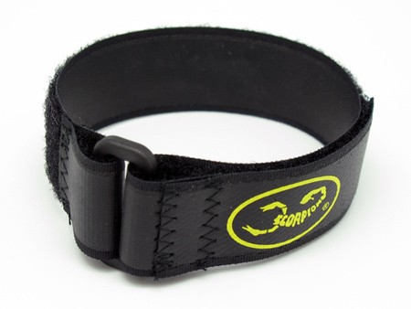 Scorpion lock strap Large