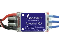 Arrowind 35A (Switch BEC) ESC