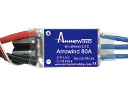 Arrowind 80A ESC (Switch Mode)