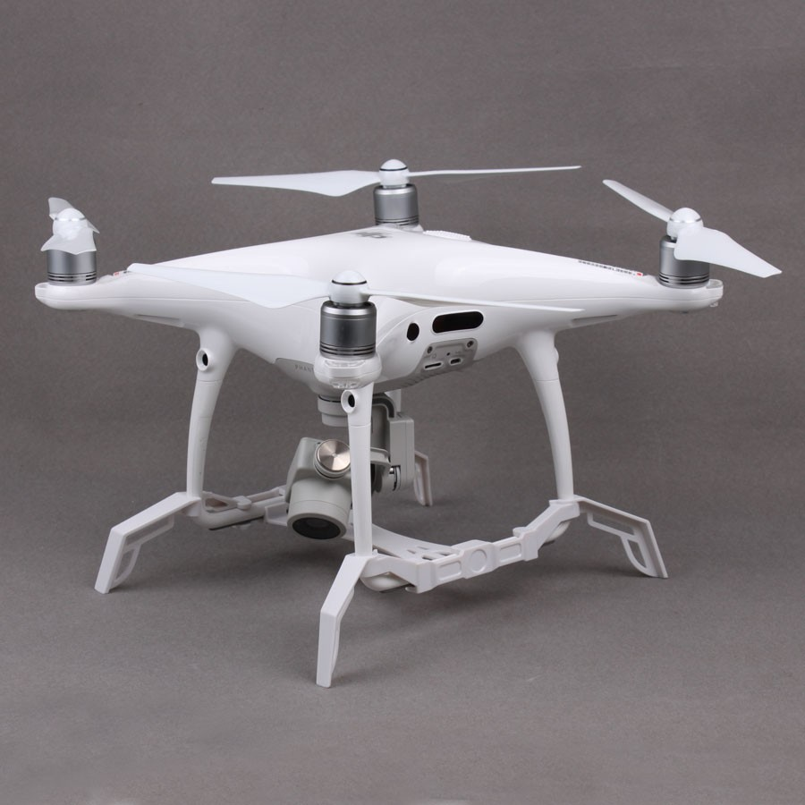 Heightened landing gear & camera protection guard for Phantom 4PRO/4PRO+