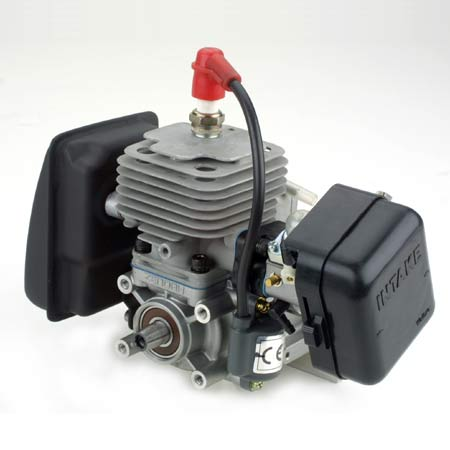 ZENOAH G26 Heli Engine w/WT-643 carburetor