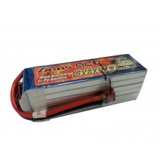 Gens ace 3800mAh 22.2V 45C 6S1P Lipo Battery Pack