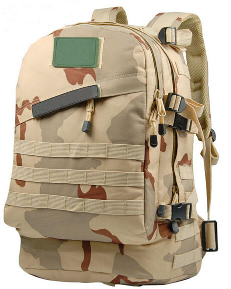 Phantom 2-3  Backpack Case  - CAMO