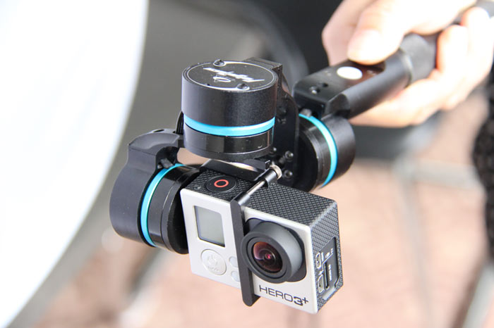 FY-G3Ultra 3-Axis Handheld Gimbal Go-Pro 3 / 4