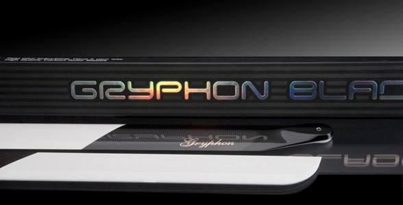Gryphon High Performance 700mm CF Blades  (GMB-700RX)
