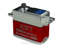 KST BLS805X HV Digital Tail Servo