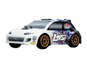 LOSI 1/24 4WD Rally Car RTR