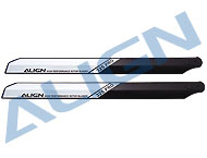 325 PRO Rotor Blade/Black  (OLD HS1158T-00)