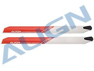 325 PRO Rotor Blade/White (OLD HS1158T-01)