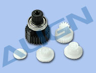 DS520 Servo Gear Set (OLD K10422TA)
