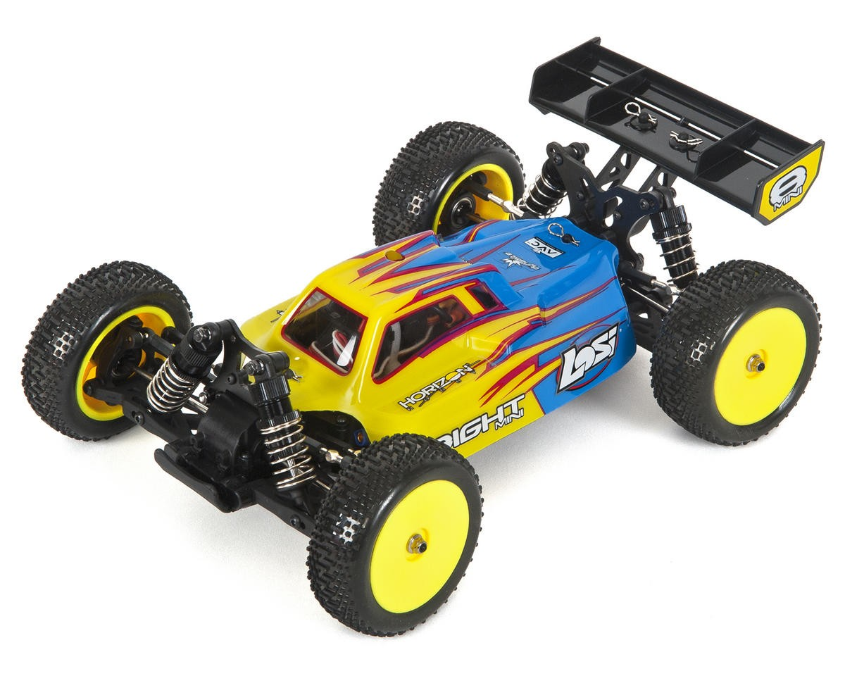 1/14th-SCALE 8IGHT RTR 4WD BUGGY