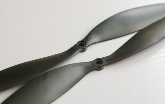 Propeller(Carbon Mixed)10x4,5 CW, CCW