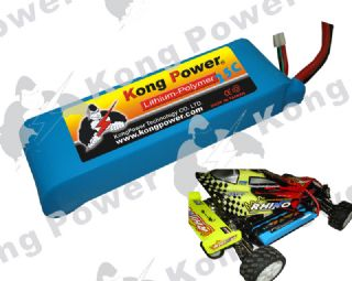 11.1V/ 3200mAh/ 25C (3S1P) Car Battery