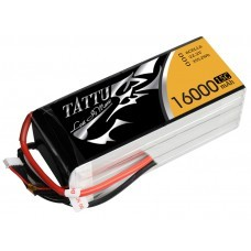 Tattu 16000mAh 15C 6S1P Lipo Battery Pack