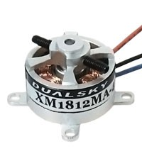 Micro brushless outrunner. 2330RPM/V 7.0g