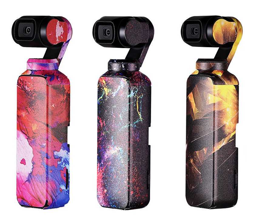 PGYTECH Skins for DJI OSMO Pocket (Colourful Set)