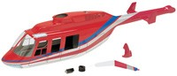 50 fuselage Long Ranger (red)