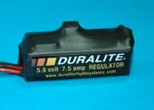Regulator - 7.5 amp - 5.1 volt