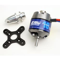 Power 10 Brushless Outrunner Motor; 1100Kv