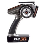 DX3R DSM2 3CH Surface Radio