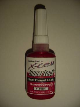 Red Thread Lock 10ml