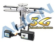 600 3G Programmable Flybarless System/Silver