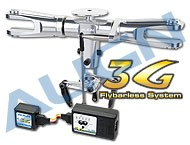 700 3G Programmable Flybarless System/Silver