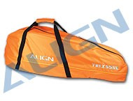 T-REX 550E CARRY BAG/ORANGE