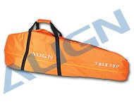 T-REX 700 CARRY BAG/ORANGE