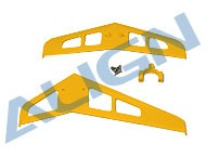 Vertical / Horizontal Stabilizer/Yellow