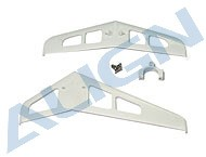 Vertical / Horizontal Stabilizer/ White