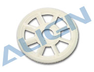 New Main Drive Gear (3pcs )(White) (excluding aluminum gear case and autorotation tail drive gear)