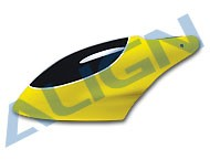 450 Fiberglass Canopy/Yellow  (OLD NO.HS1099T)