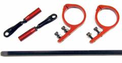 Carbon Tail Pushrod Kit