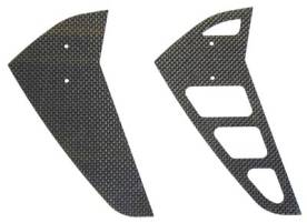 R30 CARBON FIBRE TAIL FIN