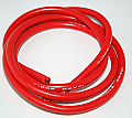 Silicon Wire AWG 12 (1 meter) Red