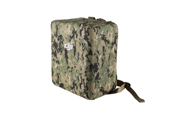 Phantom 4 Series - Wrap Pack (Camo Green)