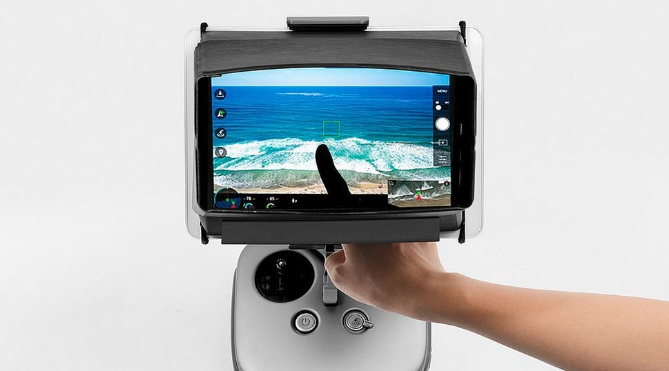 Sun Hood Pro for Tablets(7.9 inch)