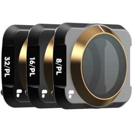 PolarPro Vivid Collection Cinema Series ND/PL Filter Set for Mavic Air 2 (ND8/16/32)