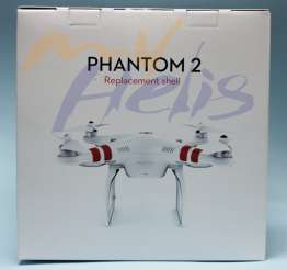 DJI Phantom 2 Replacement Shell