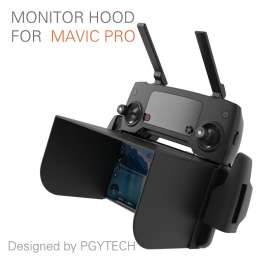 PGYTECH Monitor Hood for Mavic / Spark ( Black ) L270