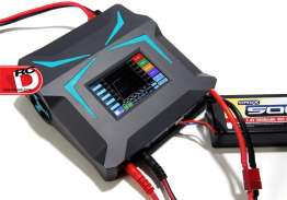 iMax X100 AC/DC Touch Screen Balance Charger