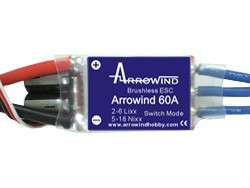 Arrowind 60A (Switch BEC) ESC