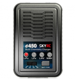 e450 Multi Chemistry Balance Charger