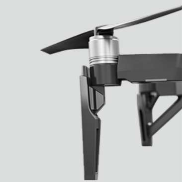 Heightened Landing Gears for MAVIC AIR