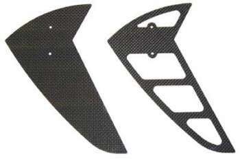 R60 CARBON TAIL FIN
