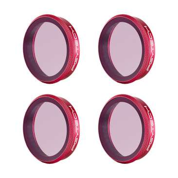 PGYTECH OSMO ACTION Filter ND Set (ND 8 16 32 64) (Professional)